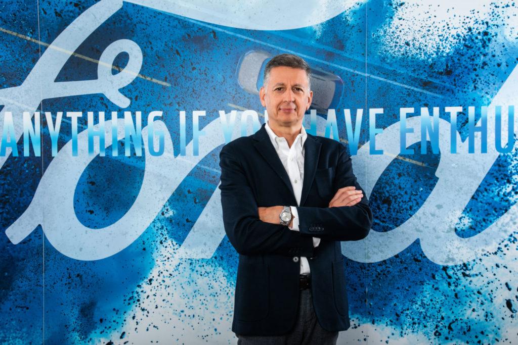 Fabrizio Quinti, Direttore Vendite Flotte di Ford Motor Company
