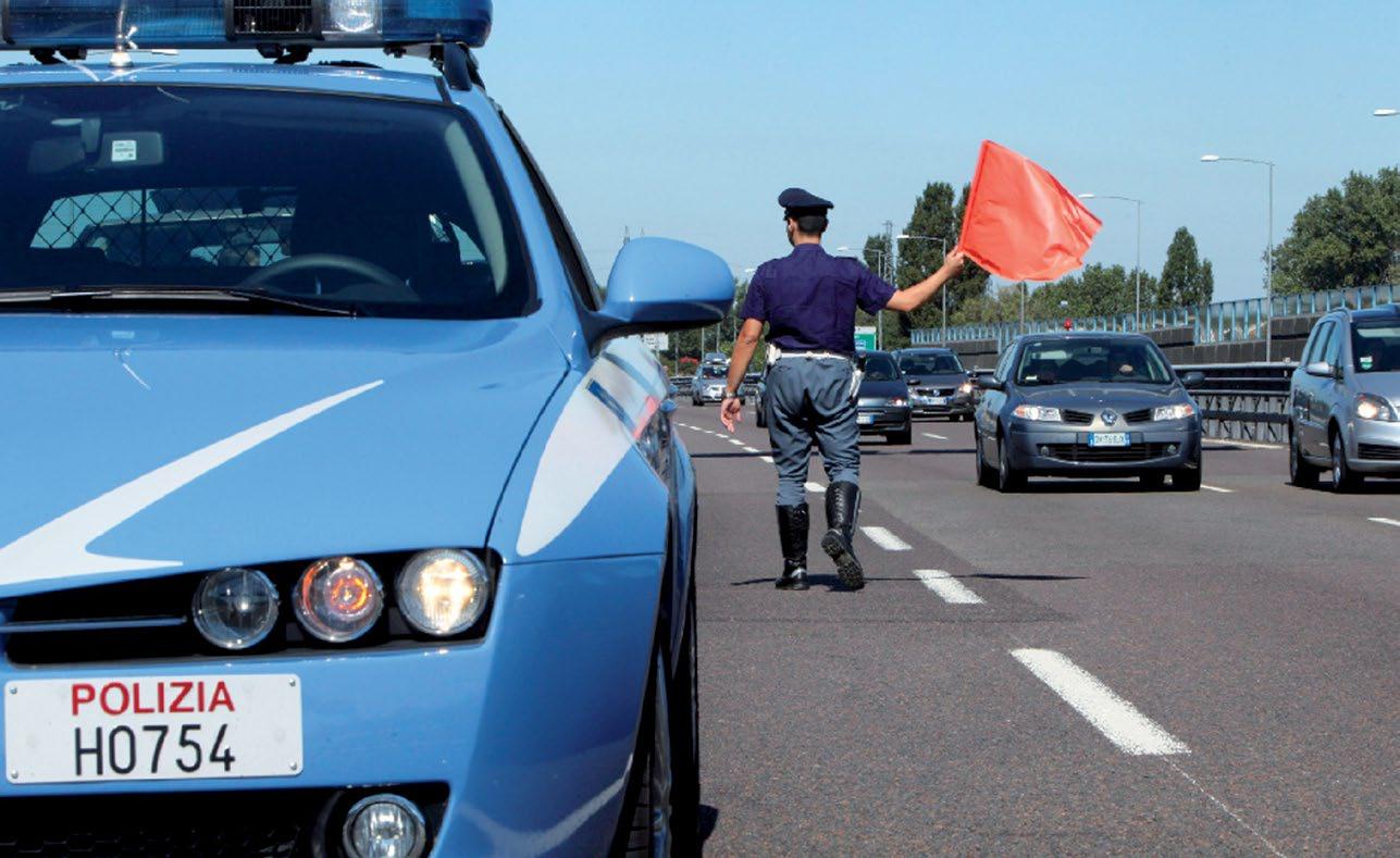 aam17-Art. 94 Cds il ruolo della Polizia Stradale