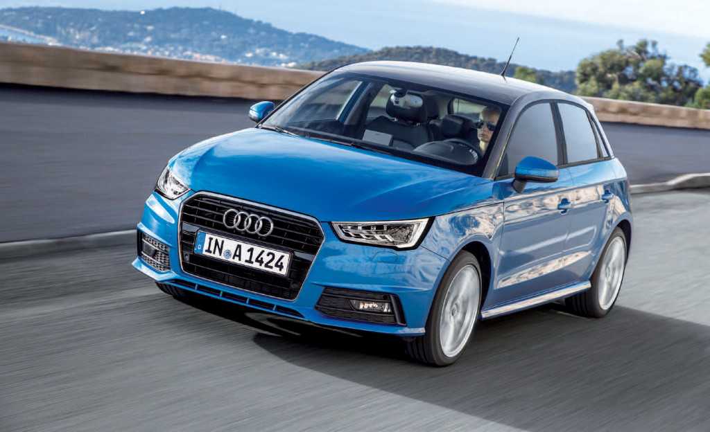 Audi A1 Restyling