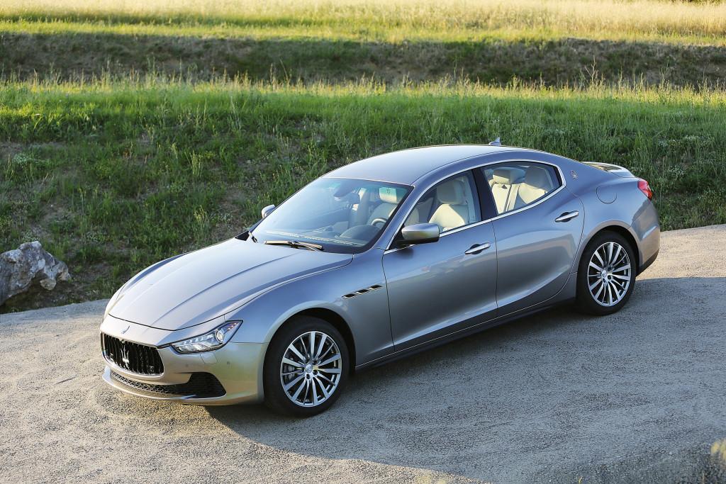 Maserati Ghibli 3.0 V6 Diesel 3