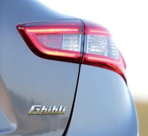 Maserati Ghibli 3.0 V6 Diesel 6