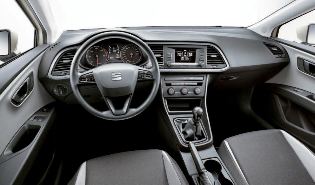 Seat Leon ST TGI 1