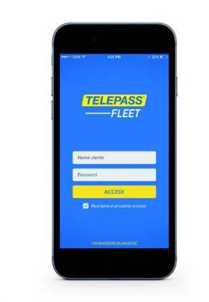 Telepass Fleet,