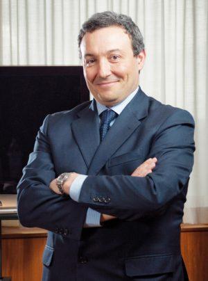 Ugo De Carolis, a.d. di Telepass