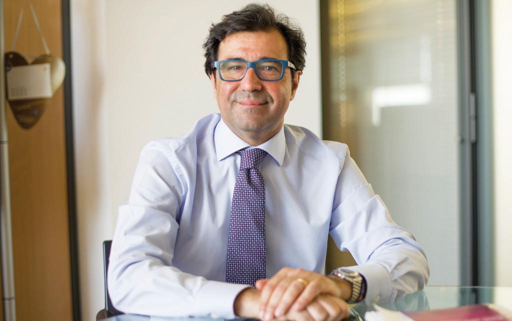 Giuseppe D'Angelo, General manager Fleet LCV & Remarketing di Toyota Italia