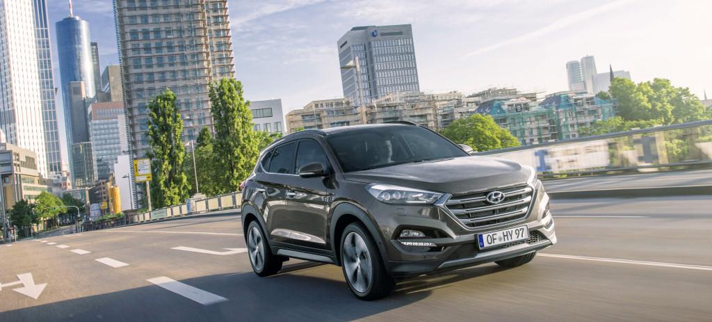 Hyundai Tucson cura italiana per il suv coreano 00