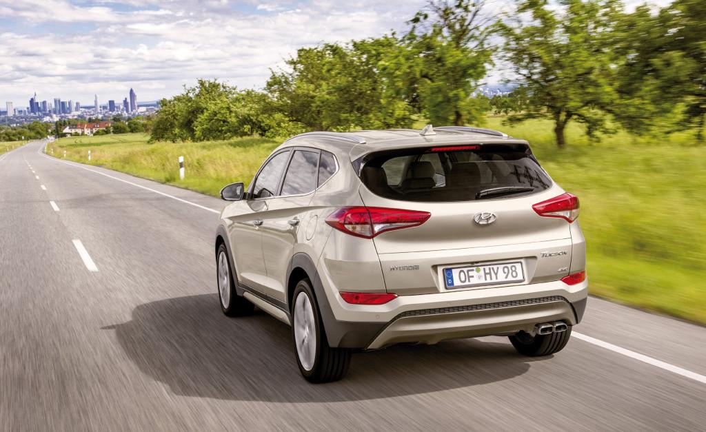 Hyundai Tucson cura italiana per il suv coreano 02