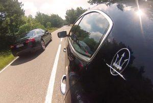 Maserati Quattroporte e Ghibli 4