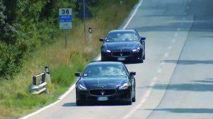 Maserati Quattroporte e Ghibli 6