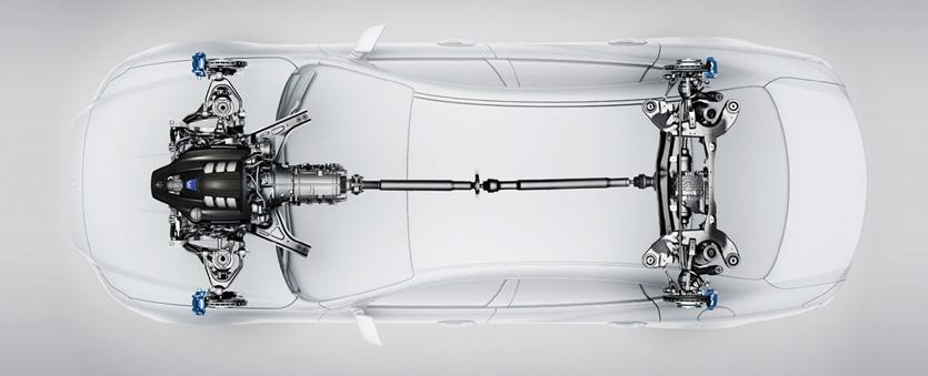 Maserati Quattroporte e Ghibli 8