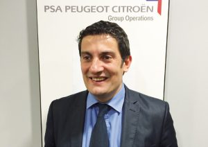 Maurizio Bottari, fleet & remarketing director del Gruppo PSA