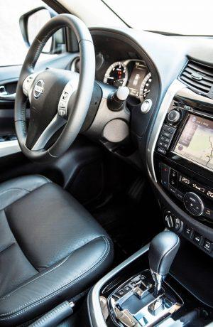 Nissan Navara, il gigante versatile 03