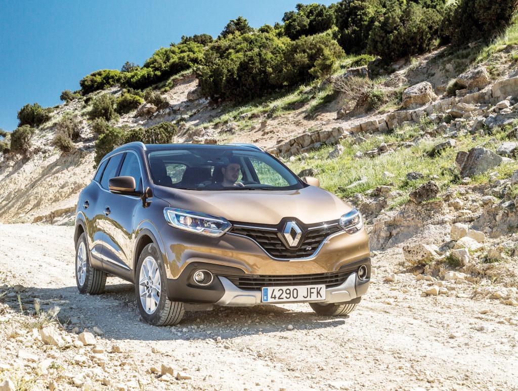 Renault Kadjar crossover di conquista 00