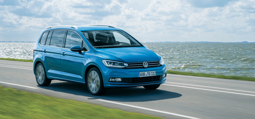 Volkswagen Touran tanto spazio comodo e sicuro 00
