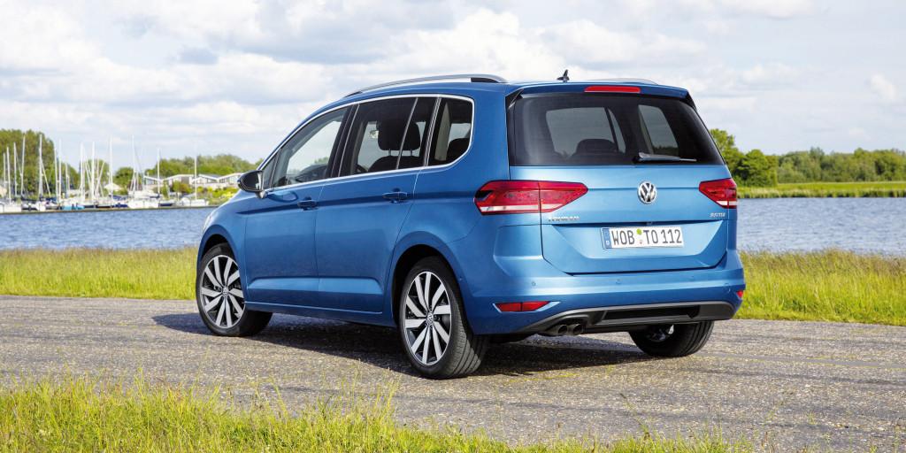 Volkswagen Touran tanto spazio comodo e sicuro 02