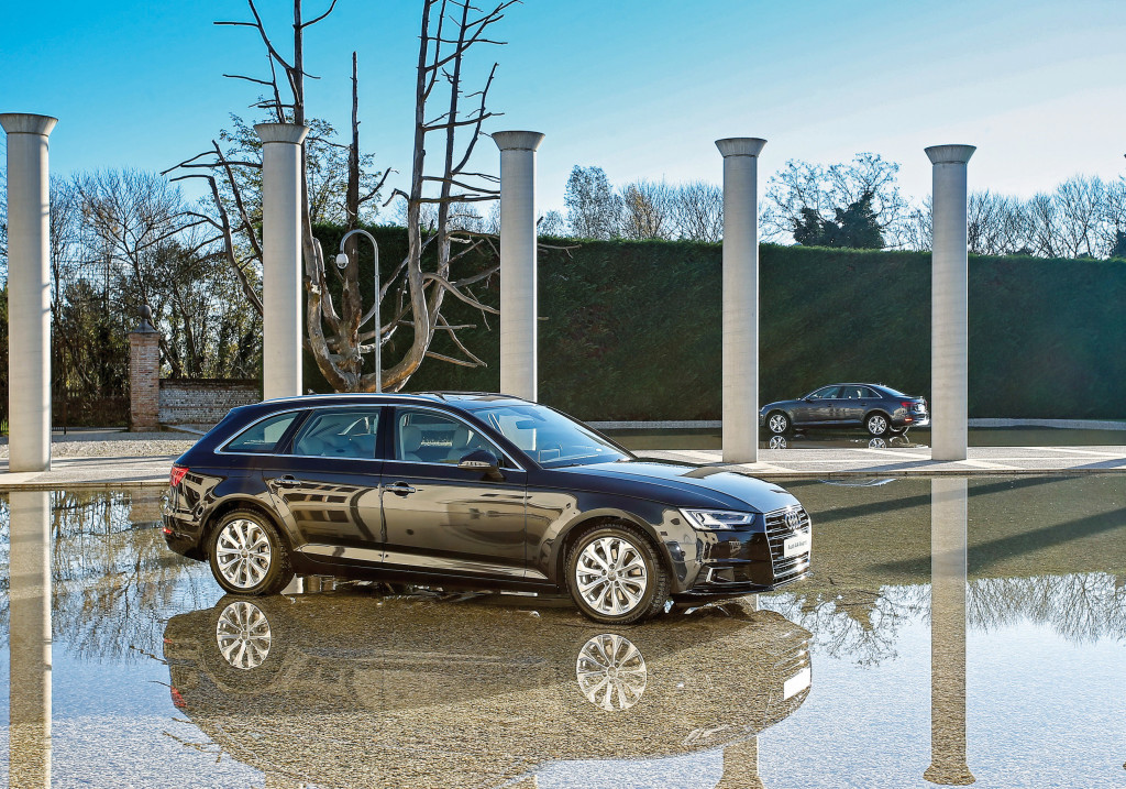 Audi A4, tecnologia al servizio della tradizione 0