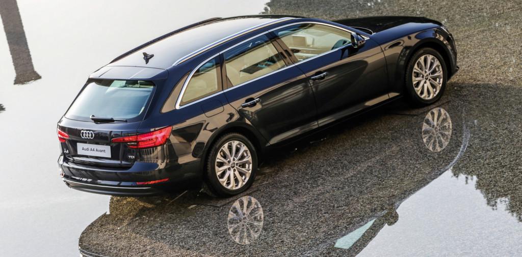 Audi A4, tecnologia al servizio della tradizione 2