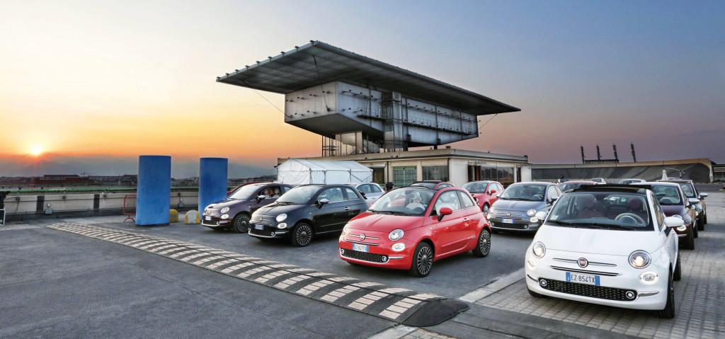 Fiat Nuova 500 0