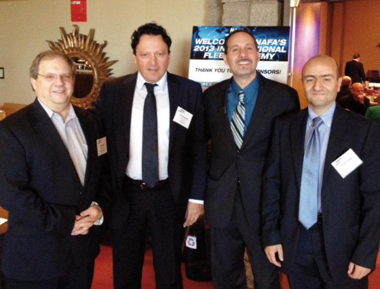 A.I.A.G.A. incontra NAFA alla Global Fleet Conference di Phoenix nel 2013