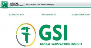 Arval e il Global Satisfaction Insight 2016