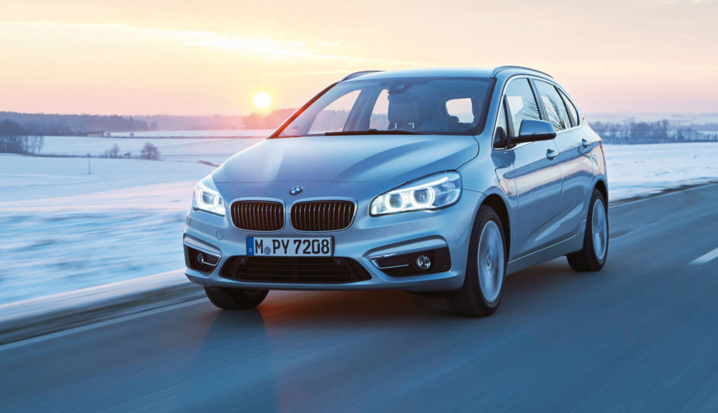 BMW 225 xe