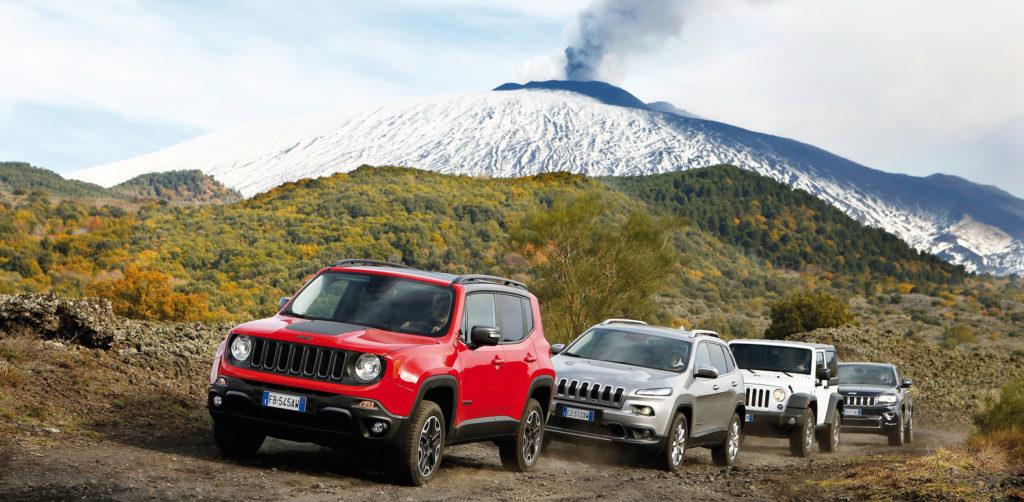 Le Jeep non si guidano, si vivono!