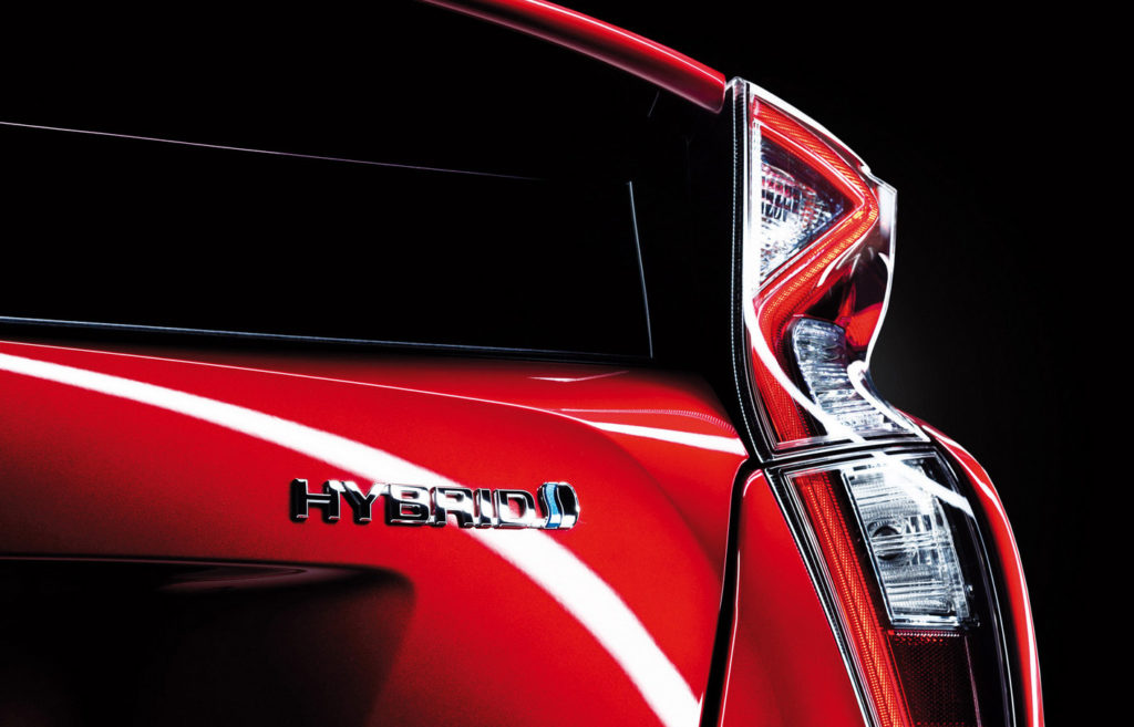 Prova - Toyota Prius 2