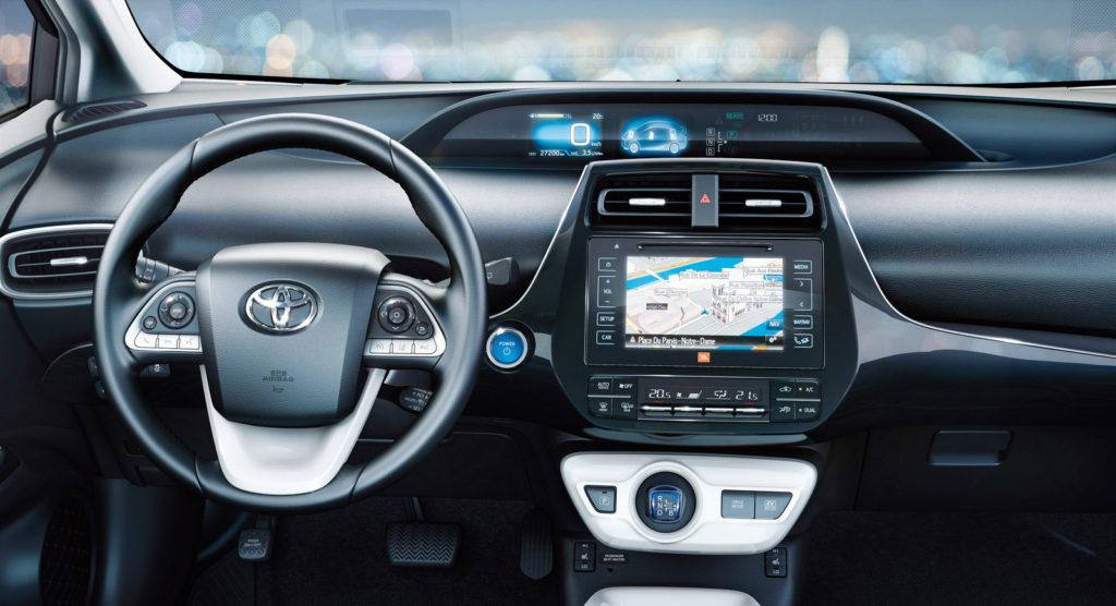 Prova - Toyota Prius 3