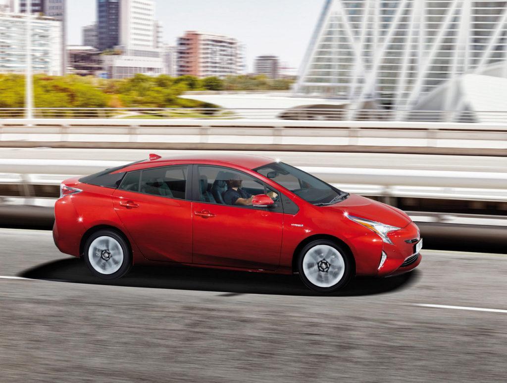 Prova - Toyota Prius 4
