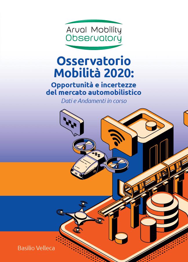 Libro Arval Osservatorio Mobilità 2020