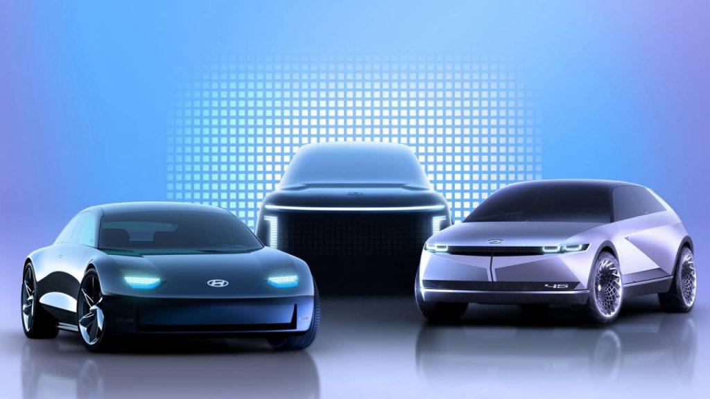 Hyundai annuncia 3 nuovi modelli EV