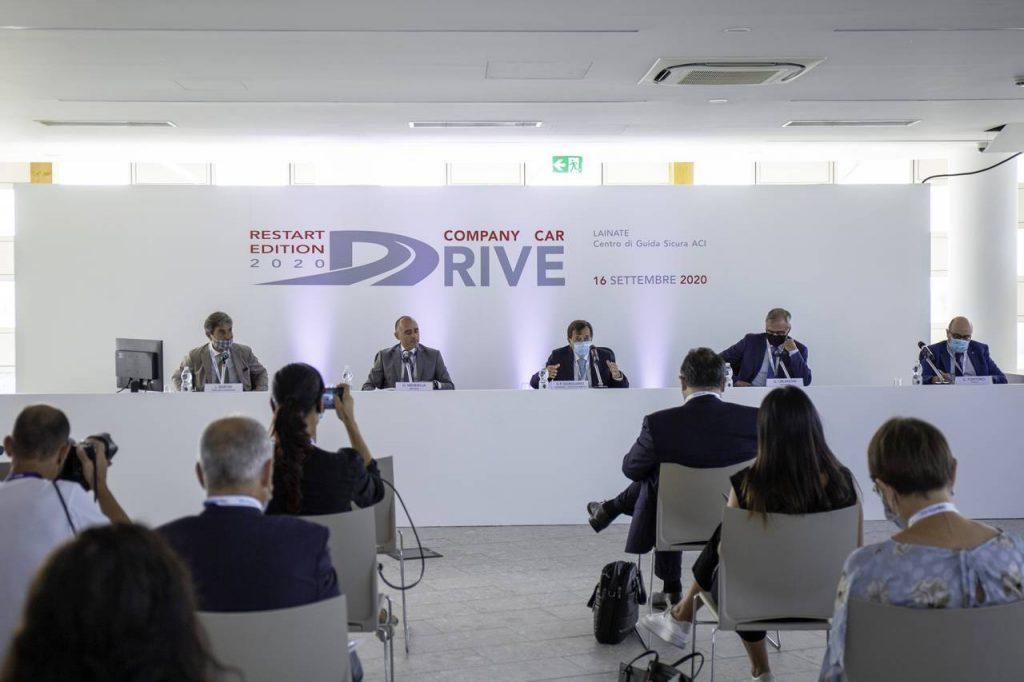 sala seminari company car drive 2020