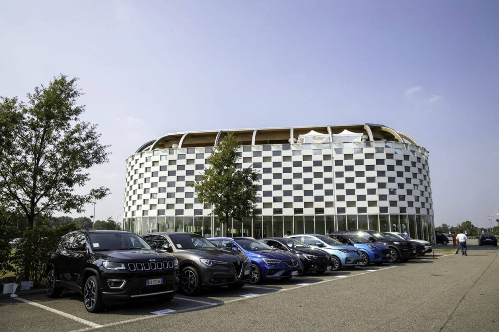 company car drive 2020