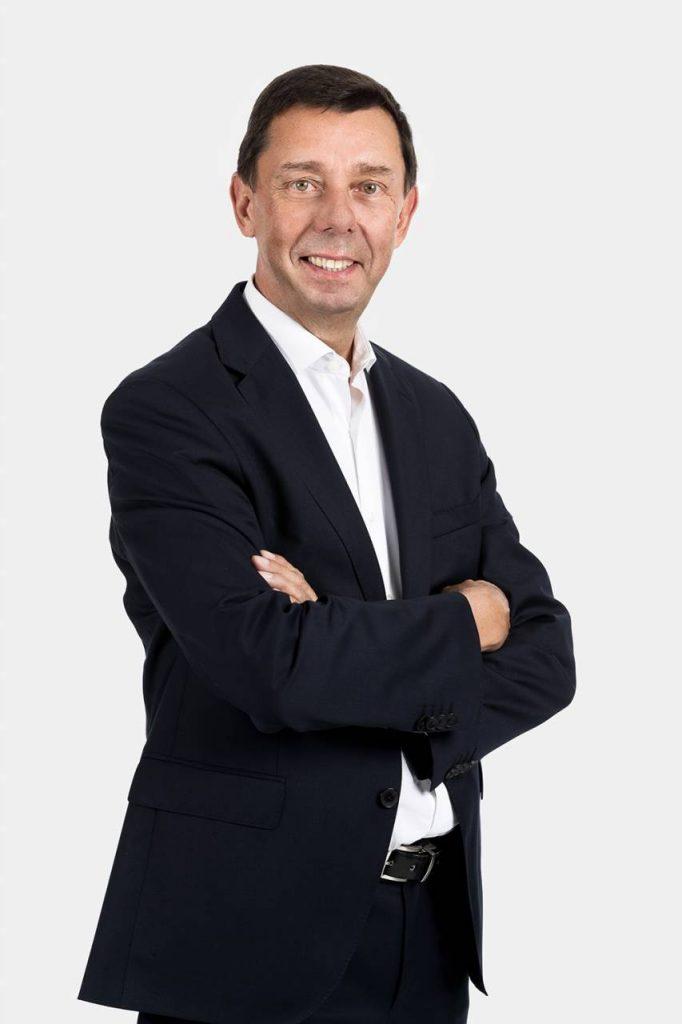 Alain Van Groenendael, Presidente e CEO di Arval