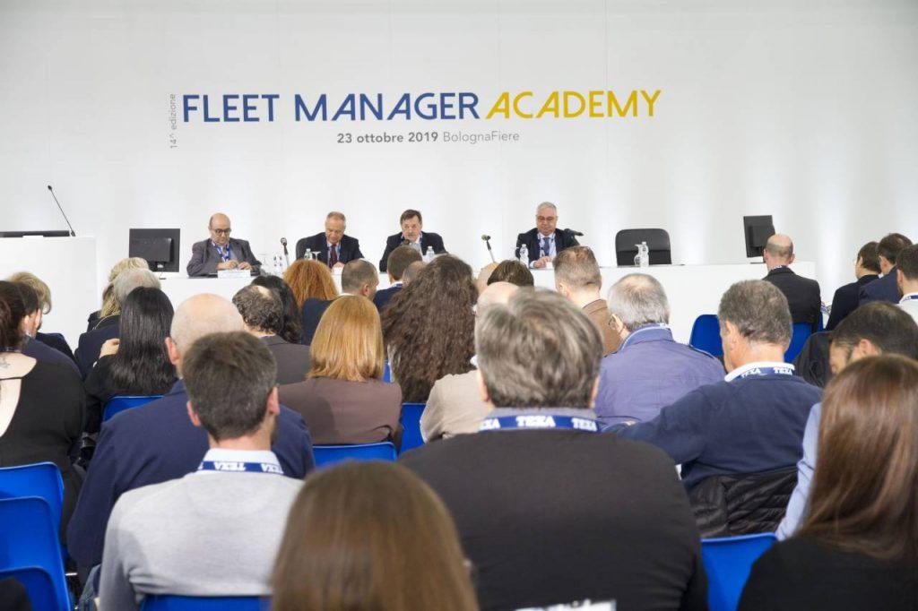 Fleet manager academy bologna 2019