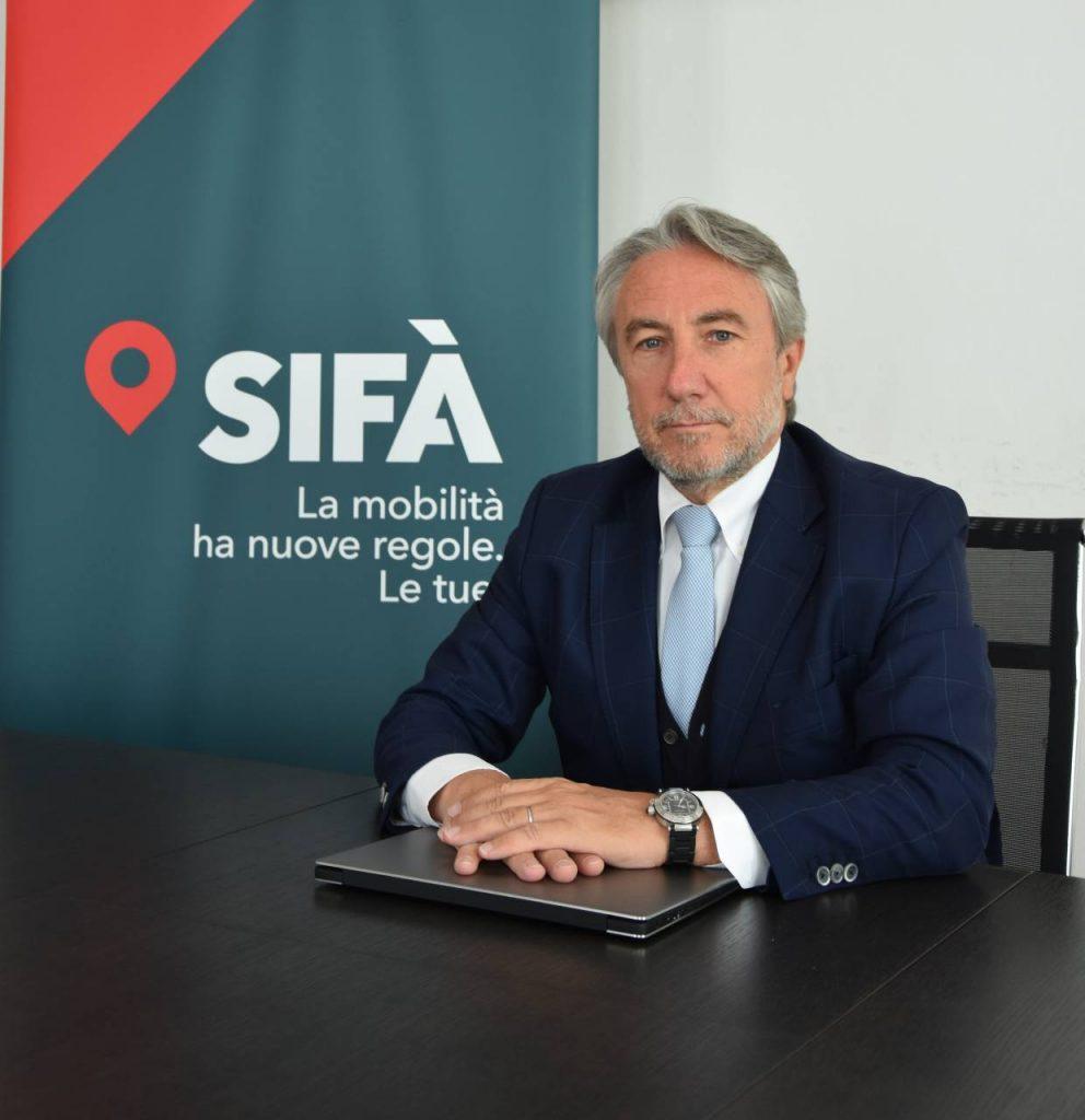 Paolo Ghinolfi, AD di Sifà