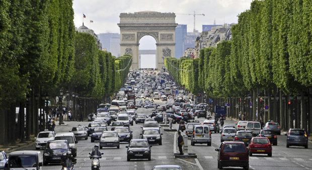 mercato auto europa