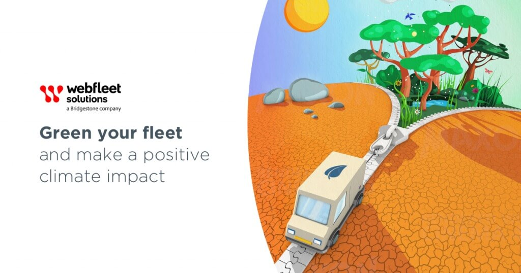 Webfleet Solutions, Rendi ecologica la tua flotta