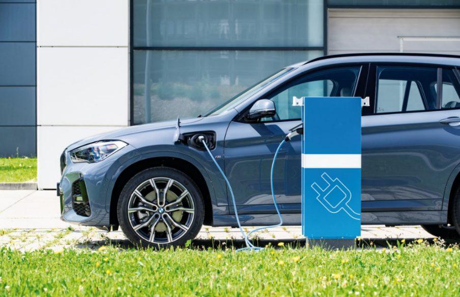 bmw hybrid technology