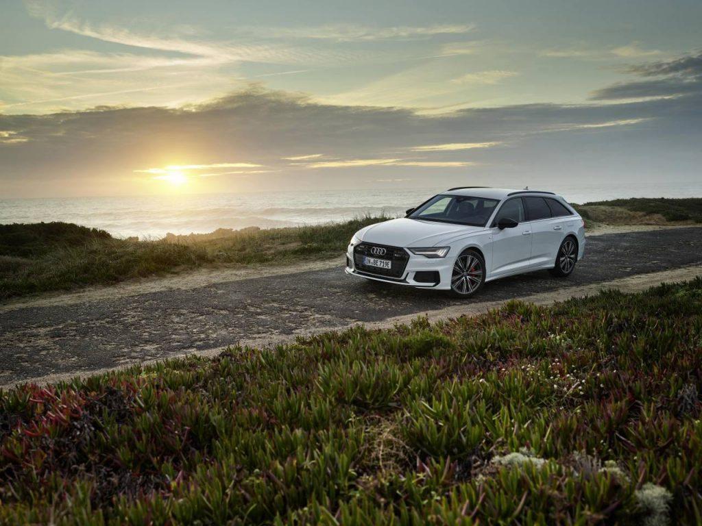 Audi A6 Avant Phev