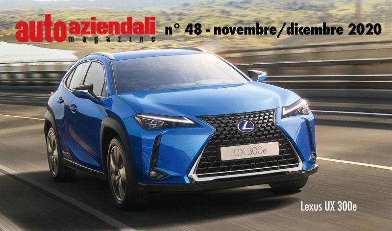 Auto Aziendali magazine - cover