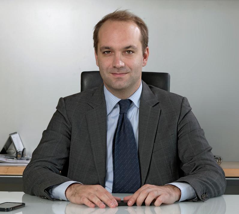 Igor Valandro, socio di maggioranza di Fit2you Broker