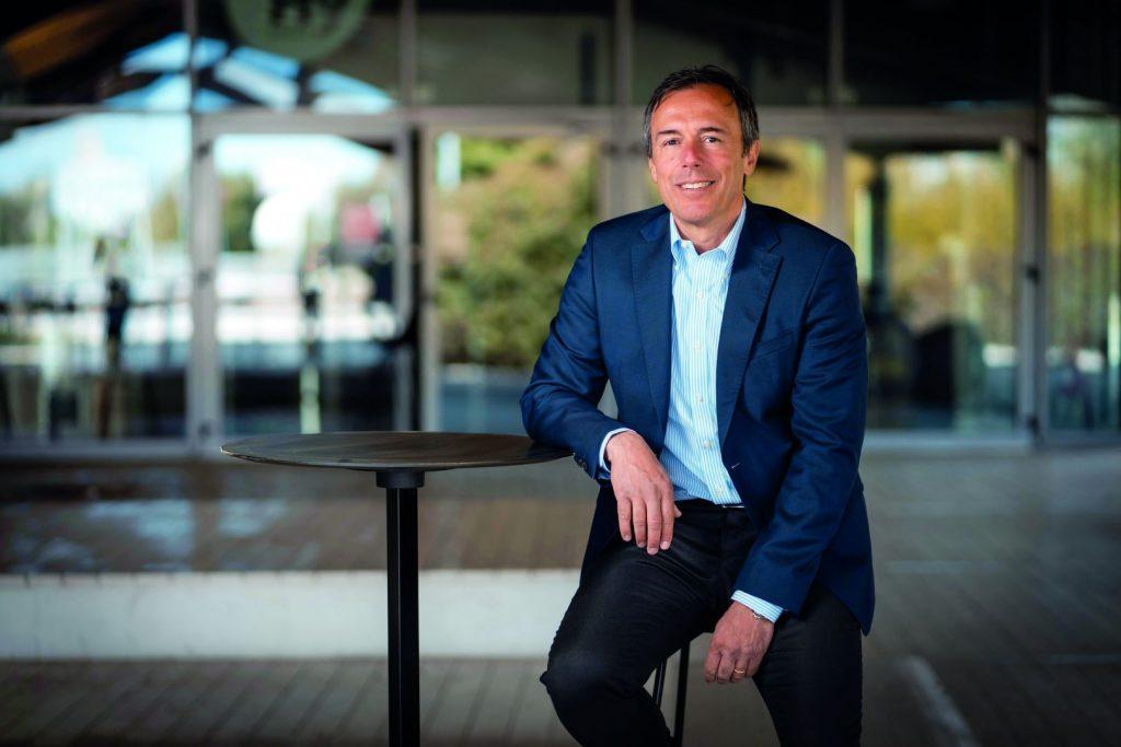 Mauro Caruccio, CEO di Toyota Financial Services Italia - Chairman & CEO di Toyota Fleet Mobility Italia.